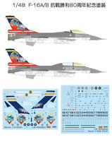 "WANDD Studio 1/48 F-16 R.O.C. (Taiwan) AF ""80th Anniversary of 814 Air Combat"""