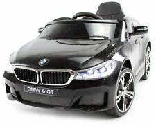 BMW 6 GT, Eva Räder, Kinderauto Kinderfahrzeug Kinder Elektroauto schwarz