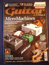 Guitar and Bass magazine - September 2015 - Guthrie Govan - Bill Wyman