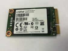Crucial 64GB mSATA M4 Internal Drive Solid State Drive For Mini PC Note