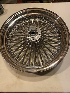 harley davidson fat spoke wheel. PRICE REDUCED!!!!