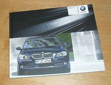 BMW 3 Series E90 Individual Hardback Brochure 2005