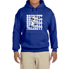 Indianapolis Colts Jacoby Brissett Text Pic Hooded sweatshirt