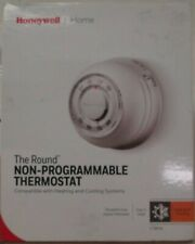 Honeywell the round nonprogrammable thermostat open box new