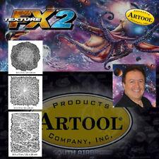 Artool Texture FX2 Airbrush Stencil / Organische Texture Schablone