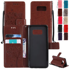 Flip Cover Stand Wallet premium Leather Case For Samsung Galaxy J3 J5 C5 C7 Note