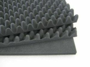 Pelican iM3200 replacement foam. 2 Pieces of convoluted & 1 solid piece of foam.
