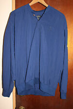 Nike Golf United Airlines Hawaiian Open Men's Blue Pullover Sweater Size Medium