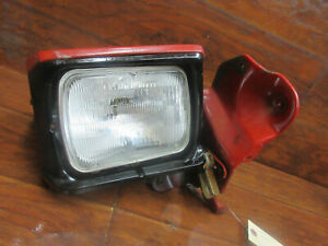 Toyota Celica Supra, 1982, 1983, 1984, 1985, 1986, Right Headlight With Bracket