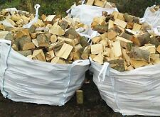 TONNE BAGS OF SEASONED LOGS**:can bring any where in the northwest*: