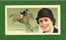 PAT SMYTHE BRITISH SHOW JUMPING TEAM  PRINCE HAL TOISCA 1969 card