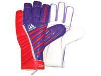 adidas Torwarthandschuhe Response Graphic Goalkeeper Gloves rot Gr.7 Torhüter