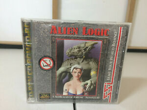 Alien Logic Retro PC Game