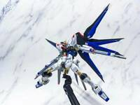 US Seller Metal Robot Spirits Strike Freedom Gundam [NOT Metal Build or MG]