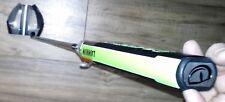"NEW! Odyssey Marxman S Putter - Black White Green - 31"" - Flat Cat Solution Grip"