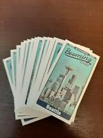 2020 Topps Allen & Ginter BOOMING CITIES Mini Insert COMPLETE 15 Card Set!
