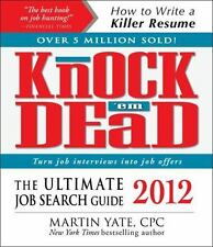 NEW - Knock 'em Dead 2012: The Ultimate Job Search Guide