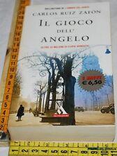 ZAFON Carlos Ruiz - IL GIOCO DELL'ANGELO - Miti Mondadori - libri usati