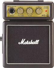 Marshall MS-2 Mini Practice Half Stack Amp, New!