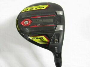 Used RH Cobra King SZ 14.5* 3 Fairway Wood Tensei AV 65 Shaft Regular R Flex