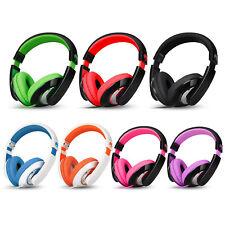 Boys Girls Childs Kids DJ Stereo Headphones iPad 2 3 4 Air iPad mini / iPod MP3