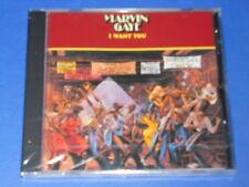 Marvin Gaye - I want you -  CD SIGILLATO