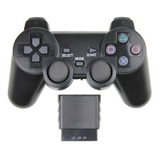 TecLine 2.4g Wireless Replacement Controller for Sony PlayStation 2 PS2 Console