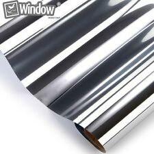 """Mirror one way silver window film cling 20% VLT privacy security Hot Sale 20""""x5'"""