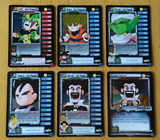PUPPET COMPLETE [Heavy Play] PS1-PS6 Cell Games Dragon Ball Z Ccg Tcg Dbz Score
