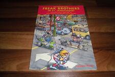 Shelton/Sheridan -- los Fabulous Furry Freak Brothers en el siglo 21. // 1993