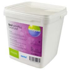Bestpool 5 kg pH Plus Granulat Heber Pool pH 5Kg EIMER Senker Pool
