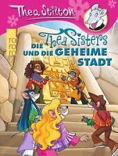 Die Thea Sisters und die geheime Stadt / Thea Sisters UNGELESEN