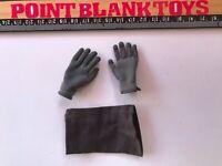 DID Gloves & Scarf WWII GERMAN PANZER GUNNER CURTIS VER C 1/6 ACTION FIGURE TOYS