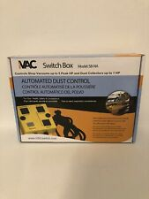 iVac Automated Vacuum Switch Model Sb-Na Automated Dust Control