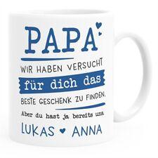 Tochter Zieh Leine Tasse Spruch Geschenk Idee Geburtstag Weihnachten Mama Papa