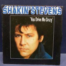 SHAKIN STEVENS You drive me crazy A1165