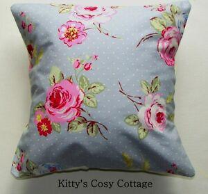 "16""  English Rose cushion cover"