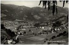 Afritz Österreich Kärnten Postkarte ~1950/60 gelaufen Gesamtansicht Panorama