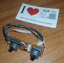Akai MPC 2000XL Volume & REC Gain PCB Board FREE SHIPPING