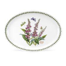 Portmeirion Botanic Garden Oval Platter 33cm
