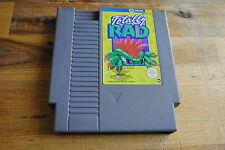 Jeu TOTALLY RAD pour Nintendo NES
