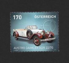 AUSTRO DAIMLER ADR 22/70/CARS/AUSTRIA 2014 UM MINT STAMP