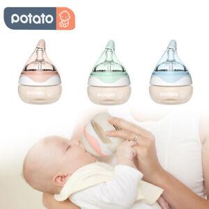 POTATO 1/2PCS Set PPSU Babyflaschen Neugeborenes Baby Milchflasche Set Flasche