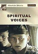 Spiritual Voices DVD 1995 Documentary Russian - Aleksandr Sokurov 5 HOURS - RARE