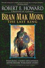 Bran Mak Morn: The Last King by Robert E Howard (Paperback / softback)