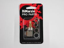 DiMarzio 500K Push Pull Potentiometer Pot W/Brass Threaded Bushing EP1201PP