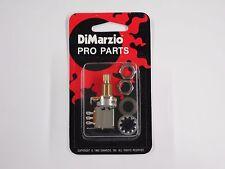 DiMarzio 500K Push Pull Potentiometer Pot W/Brass Threaded Bushing EP1201PP