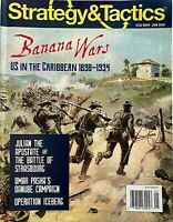 BANANA WARS - US IN THE CARIBBEAN 1898-1934 May 2020 STRATEGY & TACTICS Magazine