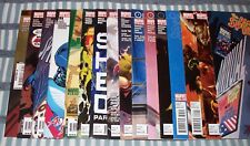 The Amazing Spider-Man Lot of 16 Comic Books between #587 to #646 from 2009 up