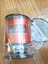 Teavana PerfecTea Perfect Tea Hot or Iced Tea Maker, 16oz, New